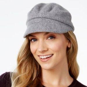 August Hats SOLID MELTON BEIGE KHAKI